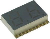 KPDA03-101 (KCDA03-101), Индикатор 7.62мм, 7х2, красный, 4.21мКд