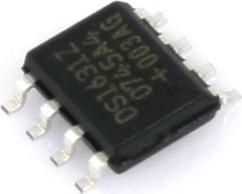 DS1631Z+T&R, цифровой термометр
