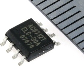 ACS712ELCTR-30A-T, Датчик тока