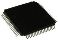 Фото 1/2 dsPIC30F6014A-20E/PF, Микроконтроллер, 16-бит, dsPIC, RISC, 144KB Flash, 3.3V/5V, Automotive [TQFP-80]