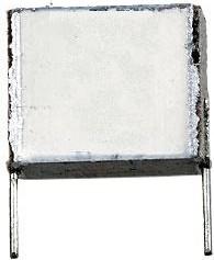 Фото 1/2 B32561-J6224-K4, 0.22мкФ, 400 В, 10%, Конденсатор металлоплёночный