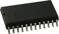 Фото 1/3 MAX7219EWG+, Драйвер 8-разрядного цифрового светодиодного индикатора с последовательным интерфейсом