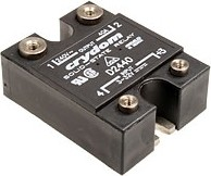 D2440, Реле 3-32VDC, 40A/240 VAC