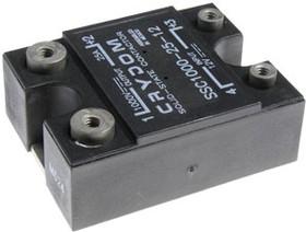 Фото 1/2 SSC1000-25-12, Реле 12V, 800VDC25A IGBT