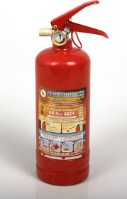 ОП-1(з), Огнетушитель