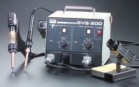 SVS-500AS, Станция паяльная (паяльник + электроотсос-пистолет), антистатическая