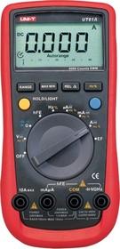 Фото 1/4 UT61A, Мультиметр цифровой с автоматическим выбором диапазона