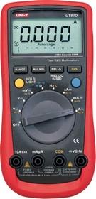 Фото 1/6 UT61D, Мультиметр цифровой с автоматическим выбором диапазона