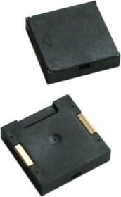 Фото 1/2 PKLCS1212E4001, Пьезоизлучатель звуковой SMD 4кГц / 75дБ