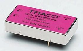 TEN 10-1211, DC/DC преобразователь, 10Вт, вход 9-18В, выход 5В/2A