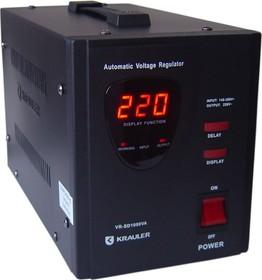 VR-SD1000VA (B), Стабилизатор напряжения, 220В, 1000ВА (черный)