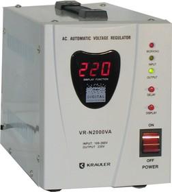 VR-N2000VA, Стабилизатор напряжения релейный, 220В, 2000ВА