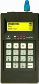 LAN Test, Анализатор ETHERNET 10/100 с рефлектометром