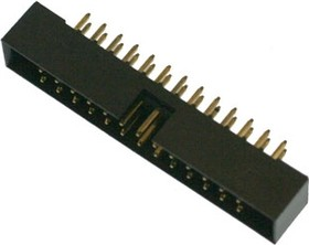 BH2-26 (IDC2-26MS) вилка прямая