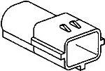 Фото 1/4 174354-2, 2-pos CAP Econoseal J Series [Mark II (+)]