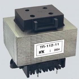 Фото 1/2 ТП112-18, Трансформатор, 12.5В, 0.57А (ТП132-18)