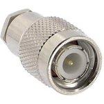 000-79875-RFX, RF/COAXIAL TNC PLUG STR 50 OHM CLAMP/SLDR