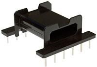 B66424W1012D1, Ferrite Accessories Coil Former Black Plastic