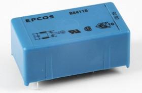 B84110-A-A40, 2x4 A, 250 В, Сетевой фильтр