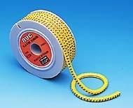 """Фото 1/2 ECM-2-R 3.8-5.5мм,""""5"""", Маркировка кабельная, 500шт"""