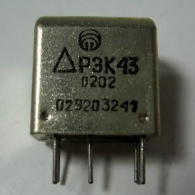 РЭК43 РФ4.500.478-02.02