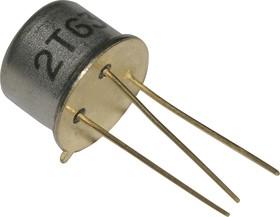 Фото 1/3 2Т630А (2N2405), Транзистор NPN, высокочастотный, средней мощности, TO-39 (КТ-2)