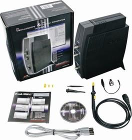 Фото 1/2 PCSGU250, USB -осциллограф + генератор сигналов + анализатор спектра