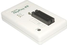 Фото 1/2 ChipProg-40, Программатор , USB
