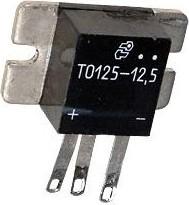 ТО125-12.5-12, Тиристор оптронный фланцевого исполнения 12.5А 1200В