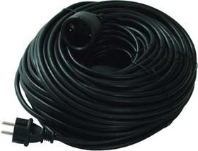 SG1x10х1,5-Zb, Удлинитель силовой, 16А, 10м, черный