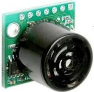 LV-MAXSONAR-EZ3, Оценочная плата ультразвукового сонара