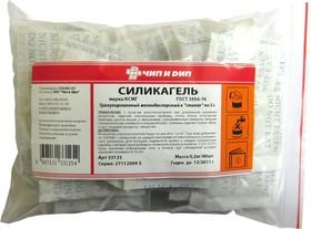 """Силикагель гранулированный в """"стиках"""", упаковка (200г)"""