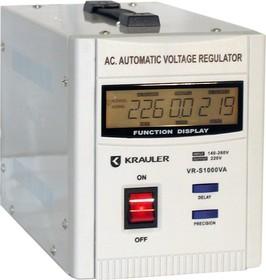 VR-S1000VA, Стабилизатор напряжения электромеханический, 220В, 1000ВА