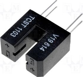 TCST1103, Оптический датчик с фототранзисторным выходом