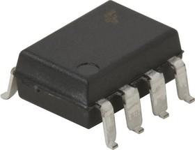 Фото 1/4 HCPL2631SD, Оптопара двухканальная высокоскоростная 10 Мбит/с логическими уровнями на выходе [SMT-8]