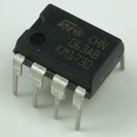 MC34063ABN, Повышающий/ понижающий преобразователь напряжения [DIP8]