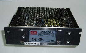 NES-50-24, Блок питания, 24В,2.2А,52Вт