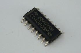 Фото 1/4 CD4060BM, Программируемый делитель частоты [SO-16]