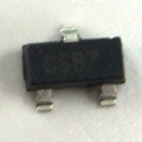 MCP1700T-3302E/TT, Регулятор напряжения с низким током покоя и малым падением напряжения, 1.6мкА, 1.2В…5В