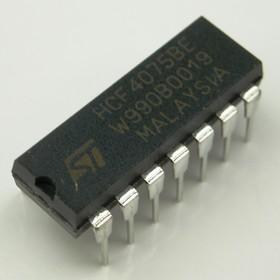 HCF4075BE, Микросхема, PDIP14