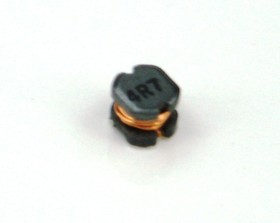 Фото 1/4 SDR0302-4R7ML, Inductor Power Wirewound 4.7uH 20% 100KHz 18Q-Factor Ferrite 1.2A 150mOhm DCR Automotive T/R