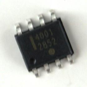 Фото 1/4 NUD4001DR2G, Светодиодный драйвер с коррекцией выходного тока до 500мА, [SO-8]