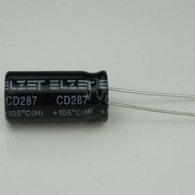 ECAP (К50-35), 1500 мкФ, 16 В, 105°C, Конденсатор электролитический алюминиевый