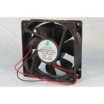 Вентилятор постоянного тока 12 Вольт, подшипник скольжения, 3000об/мин ...