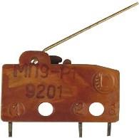 Фото 1/2 МП9-Р1, Микропереключатель 2А 250V (Obsolete)
