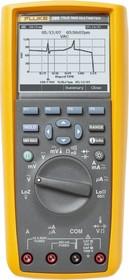 Фото 1/6 Fluke 289, Мультиметр цифровой промышленный True RMS, регистрирующий с опцией TrendCapture (Госреестр)