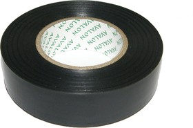Изолента ПВХ 19мм х 20-25м черная