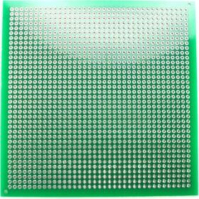 ДИП-РМ (DIP-RM) 100х100мм, Плата печатная макетная