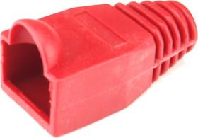 Фото 1/2 SS-320A-RED (DS1124-02), Колпачок красный для TP8P8C (RJ-45)