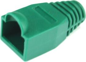 Фото 1/2 SS-320A-GREEN (DS1124-02), Колпачок зеленый для TP8P8C (RJ-45)